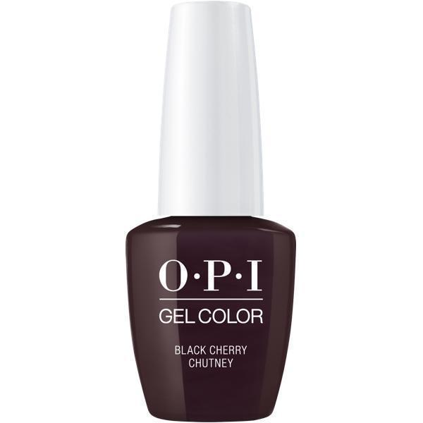 Opi Gelcolor Black Cherry Chutney I43 Opi Pro Health Gelcolors 1024x1024