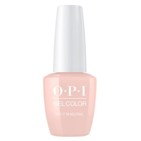 Opi Gelcolor Put It In Neutral T65 Opi Pro Health Gelcolors 1024x1024