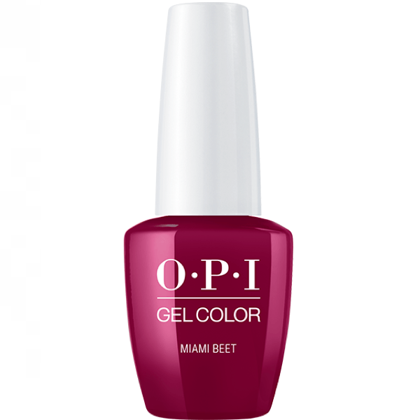 Opi Gelcolor Miami Beet B78 Opi Pro Health Gelcolors 1024x1024