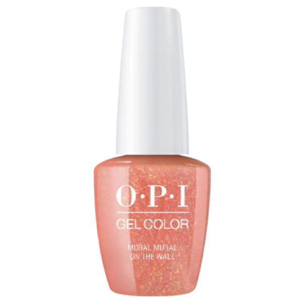 Opi Gelcolor Mural Mural On The Wall M87 Opi Pro Health Gelcolors 1024x1024