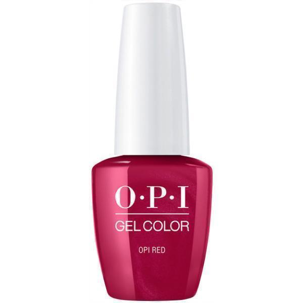 Opi Gelcolor Opi Red L72 Opi Pro Health Gelcolors 1024x1024